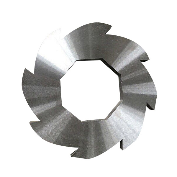 金属撕碎机刀片
